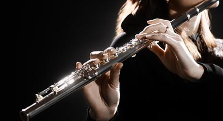 木管楽器部門の写真